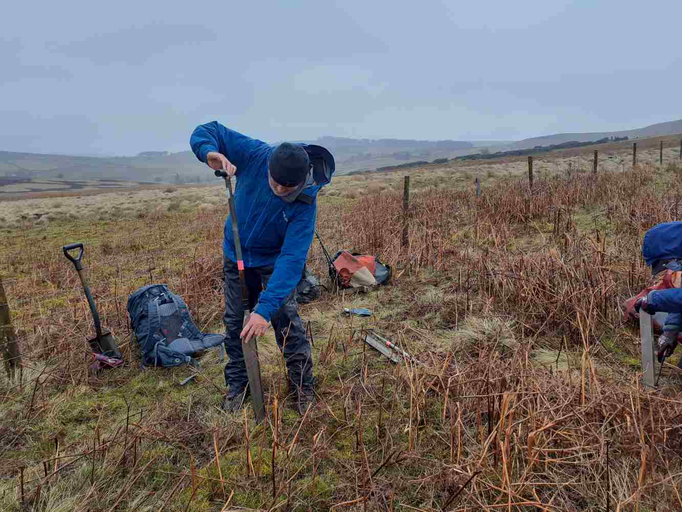 Peat Depth Survey