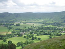 Image of scenery at Edale