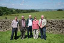 Moors for the future partnership group