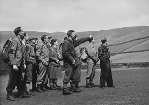 Peak district rangers