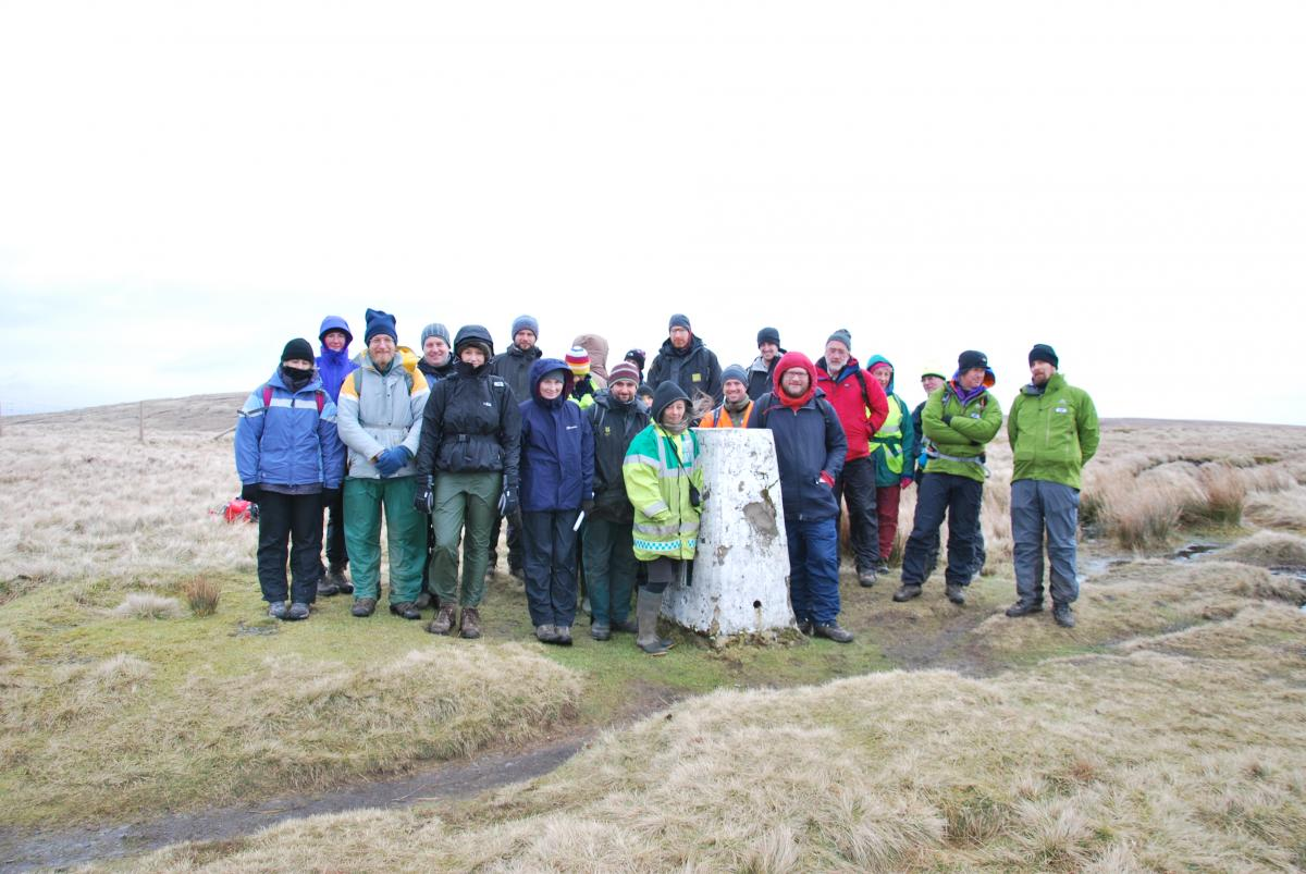 Image of attendees at the Rishworth Common Conference