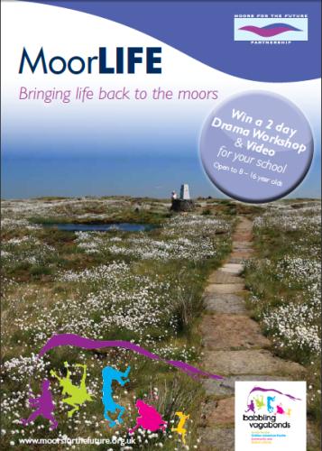MoorLIFE Competition Leaflet