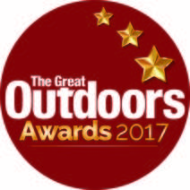 Logo for the Great Outdoors Awards