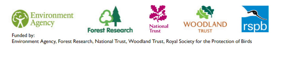 Clough Woodland Funders